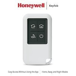 Honeywell RCHSKF1 Smart Home Security System Keyfob White