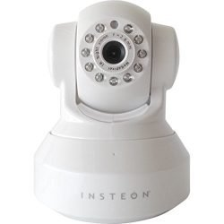 Insteon 2864-222 HD IP Camera, White