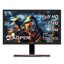 AOPEN 24MX1 bii 24-inch Full HD (1920 x 1080) Gaming Monitor with AMD Radeon FreeSync Technology (2 x HDMI & VGA Port)