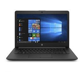 HP 14-Inch Laptop, AMD A4-9125, 4GB RAM, 500GB Hard Drive, Windows 10 (14-cm0020nr, Black)