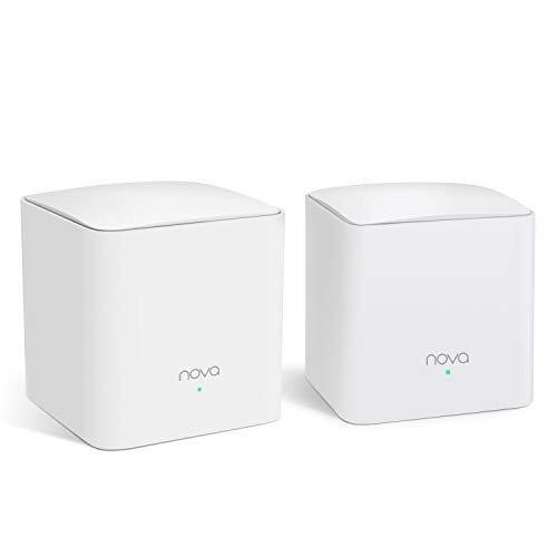 Tenda NOVA Mw5S(2-Pack) Wall-Plug Whole Home Mesh WiFi