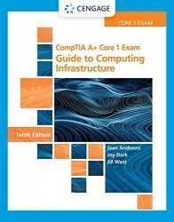 CompTIA A+ Core 1 Exam: Guide to Computing Infrastructure (MindTap Course List)