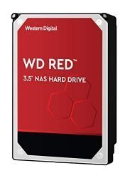 WD Red 6TB NAS Hard Drive – 5400 RPM Class, SATA 6 Gb/s, 64 MB Cache, 3.5″ – WD60EFRX