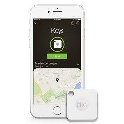 Tile Mate – Key Finder. Phone Finder. Anything Finder – 4 Pack (Packaging May Vary)