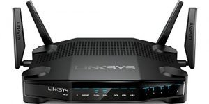 Linksys WRT Gaming WiFi Router Optimized for Xbox, Killer Prioritization Engine to Reduce Peak Ping and Latency, Dual Band, 4 Gigabit Ports, AC3200 (WRT32XB)
