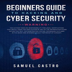 Beginners Guide to Hacking and Cyber Security: Written by former Army Cyber Security Analyst and Federal Agent: Information Technology by Sam