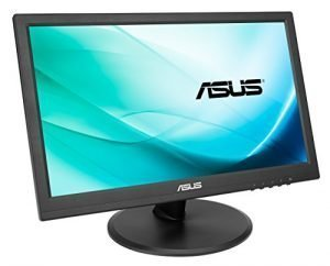 Asus VT168H 15.6″ 1366×768 HDMI VGA 10-Point Touch Eye Care Monitor, 15.6-inch
