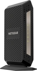 NETGEAR Cable Modem CM1000 – Compatible with all Cable Providers including Xfinity by Comcast, Spectrum, Cox | For Cable Plans Up to 1 Gigabit | DOCSIS 3.1
