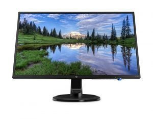 HP 24-inch FHD IPS Monitor with Tilt Adjustment and Anti-glare Panel (24yh, Black) – 3AU73AA#ABA