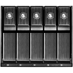 SilverStone Technology RL-FS305B Front Bay Hot-Swapable Hard Drive Enclosure