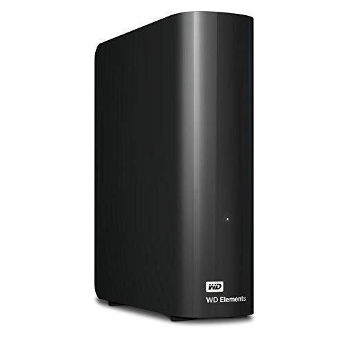 Western Digital 8TB Elements Desktop Hard Drive – USB 3.0 – WDBWLG0080HBK-NESN