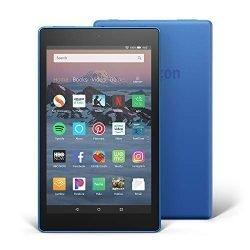 Fire HD 8 Tablet (8″ HD Display, 16 GB)  – Blue