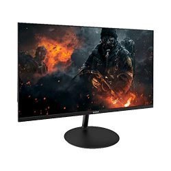 VIOTEK GFV24C 24-Inch Ultra-Thin 144Hz Gaming Monitor | 1080P 4ms (OD) | G-Sync-Compatible FreeSync FPS/RTS | HDMI DP 3.5mm | Zero-Tolerance Dead Pixel Policy (VESA)