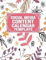Social Media Content Calendar Template: Marketing Metrics KPI Tracker   Social Media Followers    Marketing Goals    To Do List    Marketing Calendar    Advertising Planner