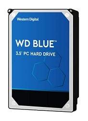 WD Blue 1TB PC Hard Drive – 7200 RPM Class, SATA 6 Gb/s, 64 MB Cache, 3.5″ – WD10EZEX