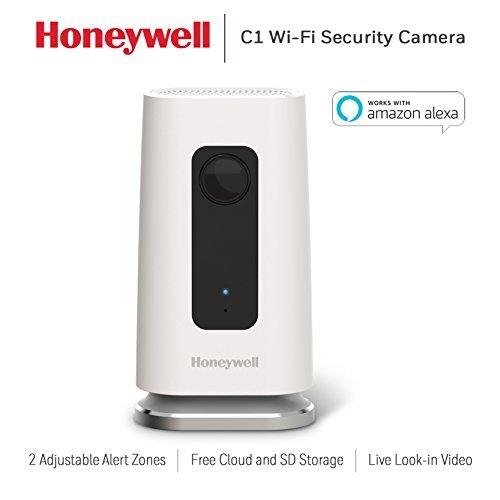 Honeywell Home C1 Indoor Wi-Fi Security Camera