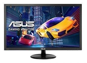 ASUS VP247H-P 23.6 in LED Monitor 1920×1080 1ms VGA DVI HDMI Speakers