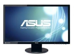 ASUS VE248Q 24″ Full HD 1920×1080 2ms DisplayPort HDMI VGA Monitor
