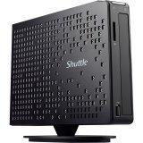 Shuttle Fanless 74RXS35V3L003SHU001 Desktop (Black)