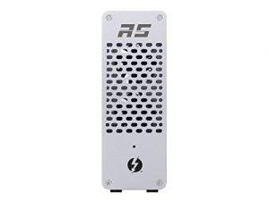 Highpoint RocketStor 6661A-eSATA Thunderbolt 3 to 4X eSATA Ports Adapter