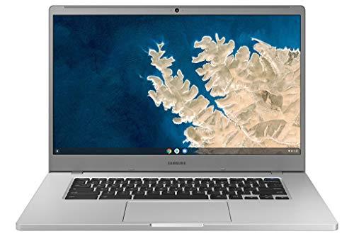 Samsung Chromebook 4 + Chrome OS 15.6″ Full HD Intel Celeron Processor N4000  6GB RAM 64GB eMMC Gigabit wi-FI-XE350XBA-K03US