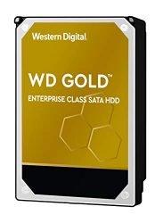 WD Gold 6TB Enterprise Class Internal Hard Drive – 7200 RPM Class, SATA 6 Gb/s, 256 MB Cache, 3.5″ – WD6003FRYZ