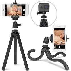 xenvo squidgrip flexible tripod for iphone android gopro compatible with all cell phones and action cameras 250x250 - 9 Best iPhone Accessories you Should Buy in 2020