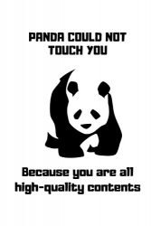 Panda can not touch you because you are all high-quality contents: Funny SEO Pick up lines Notebook Novelty Gift ~ Diary for Digital Marketing, … Blank Lined Travel Journal to Write In Ideas