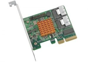 HighPoint RocketRAID 2680SGL 8-Channel PCI-Express x4 SAS 3Gb/s RAID Controller