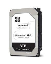 HGST HUH728080ALE600 0F25739 8000GB 7,2K RPM SATA 128MB 3.5″ HDD