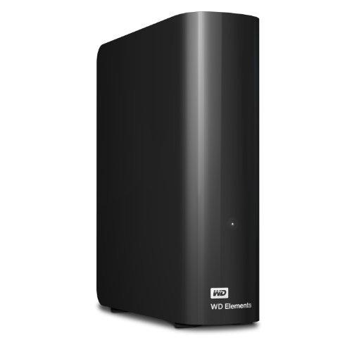 WD 4TB Elements Desktop Hard Drive – USB 3.0 –WDBWLG0040HBK-NESN