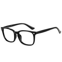 cyxus blue light filter computer glasses for blocking headache anti eye eyestrain transparent lens gaming glasses unisex men women 250x250 - Why Use Computer Glasses?